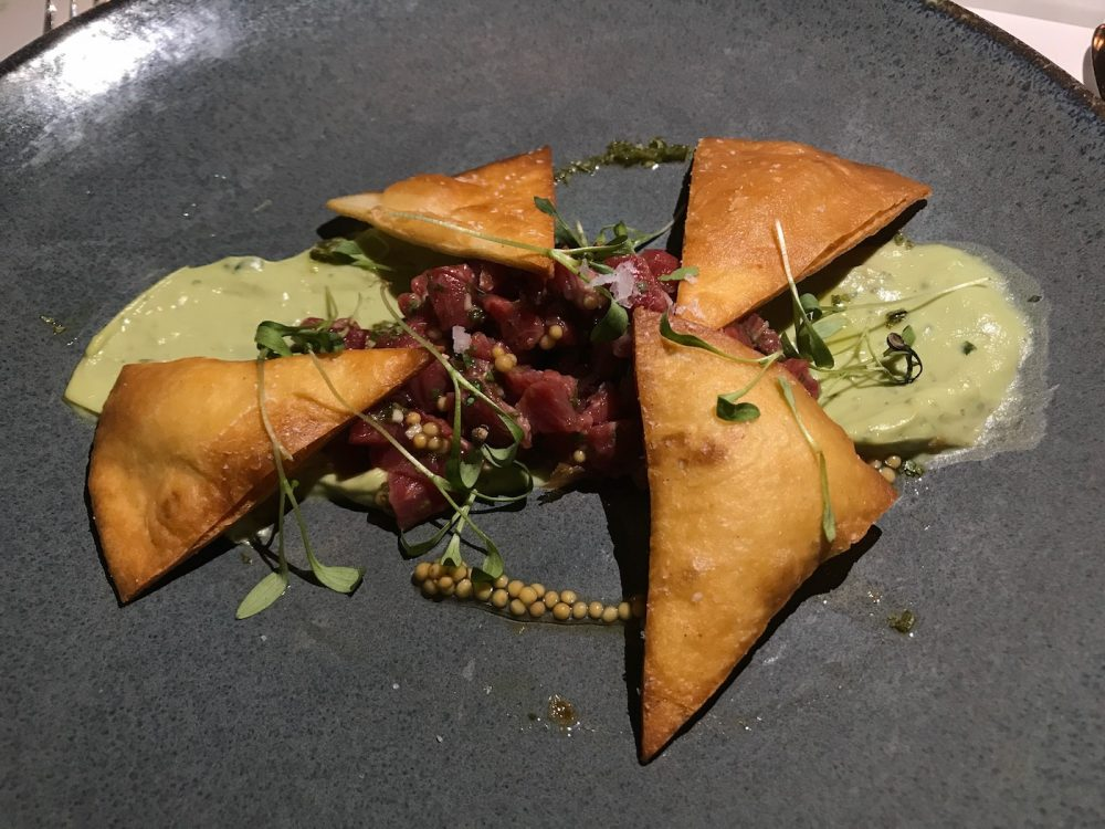 Puebla-Style Beef Tartare