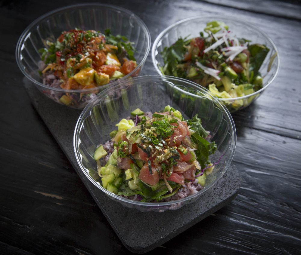Firefin Poké Shop opening in Chicago May 2016