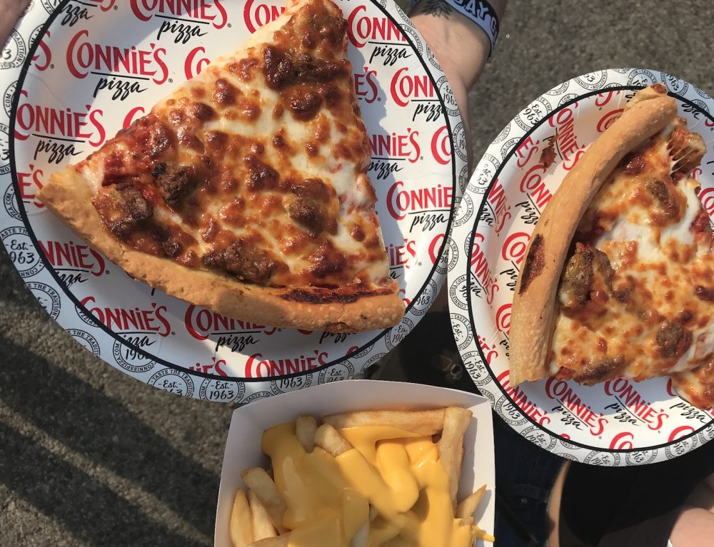 Connie's Pizza & fries