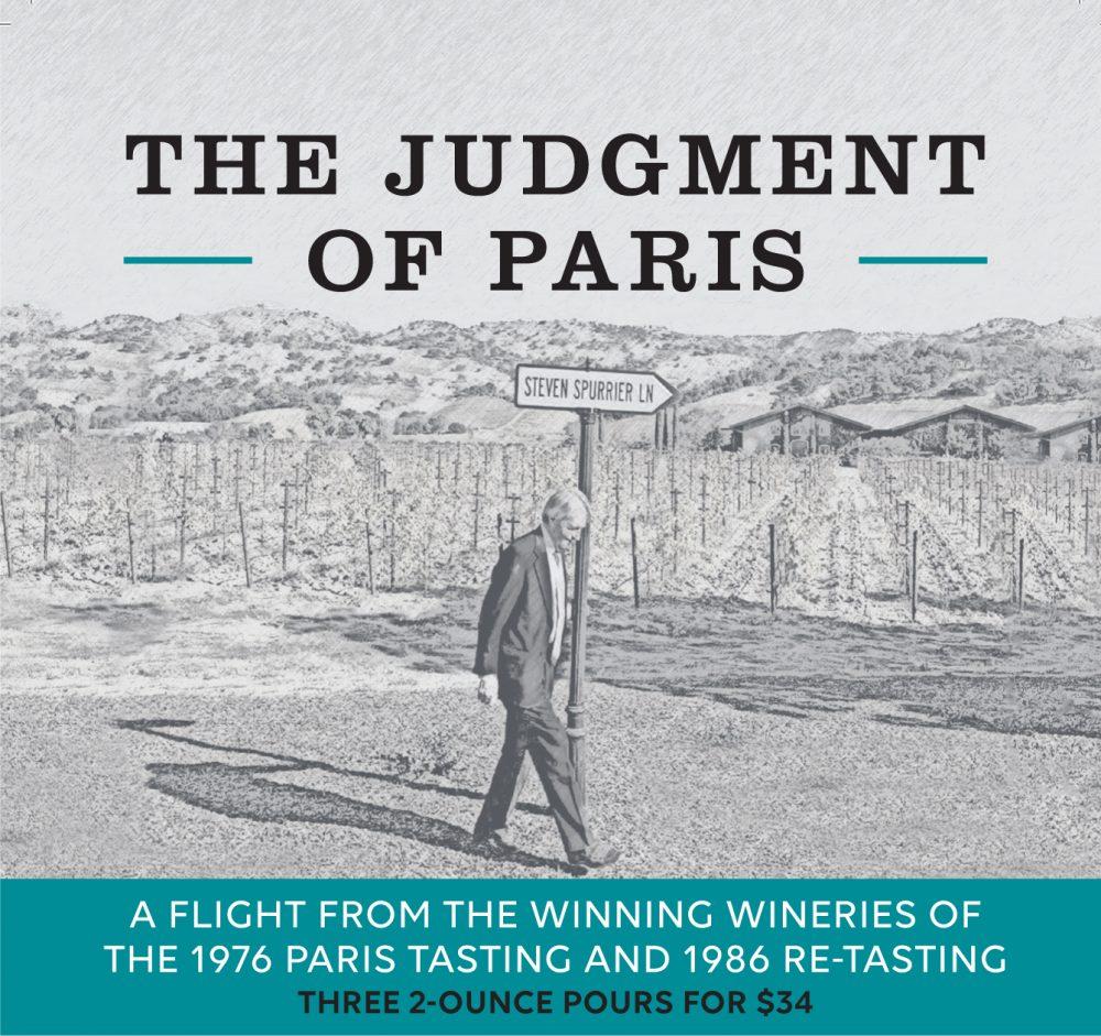 Judgment of Paris graphic