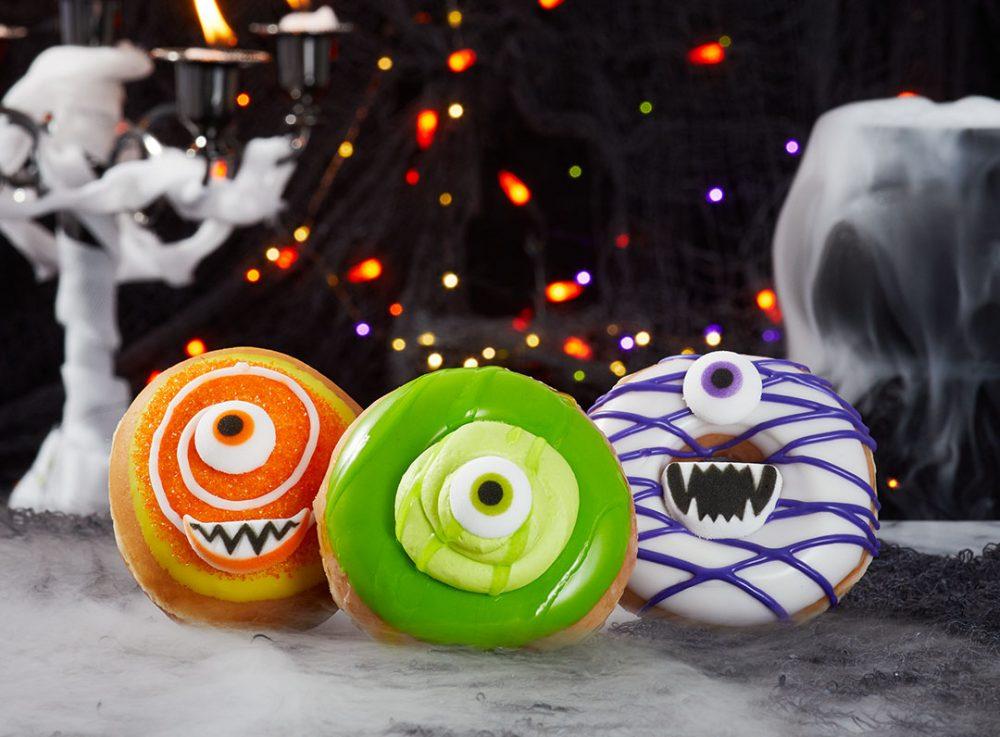 Kkd Halloween Doughnuts