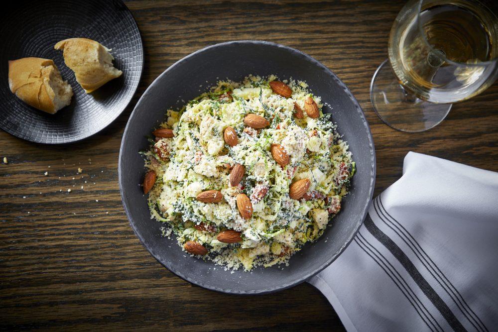 Lgs Black Kale Salad