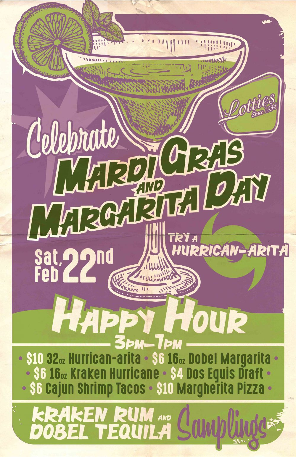 Lotties Mardi Marg Day2020