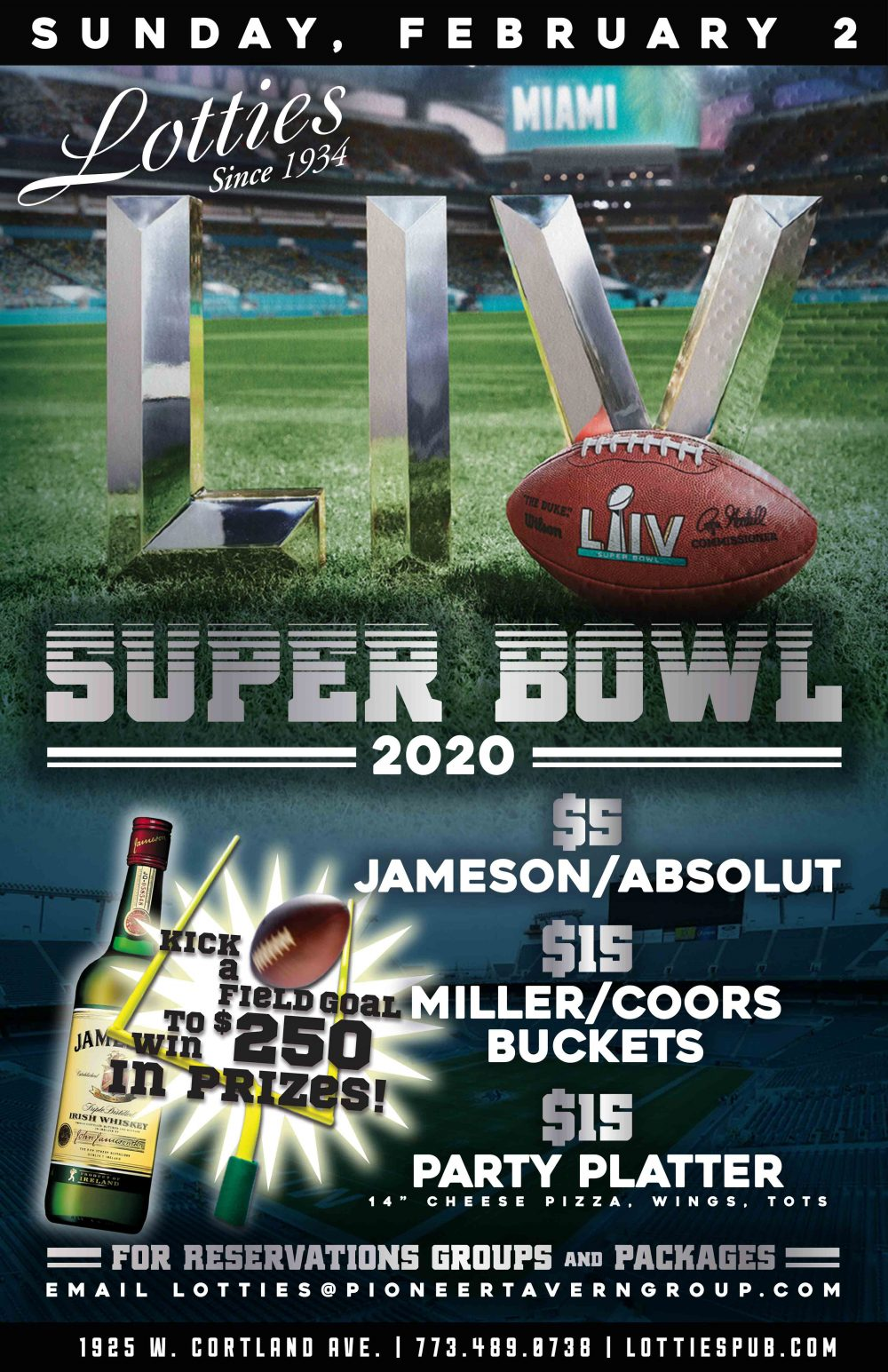 Lotties Super Bowl2020