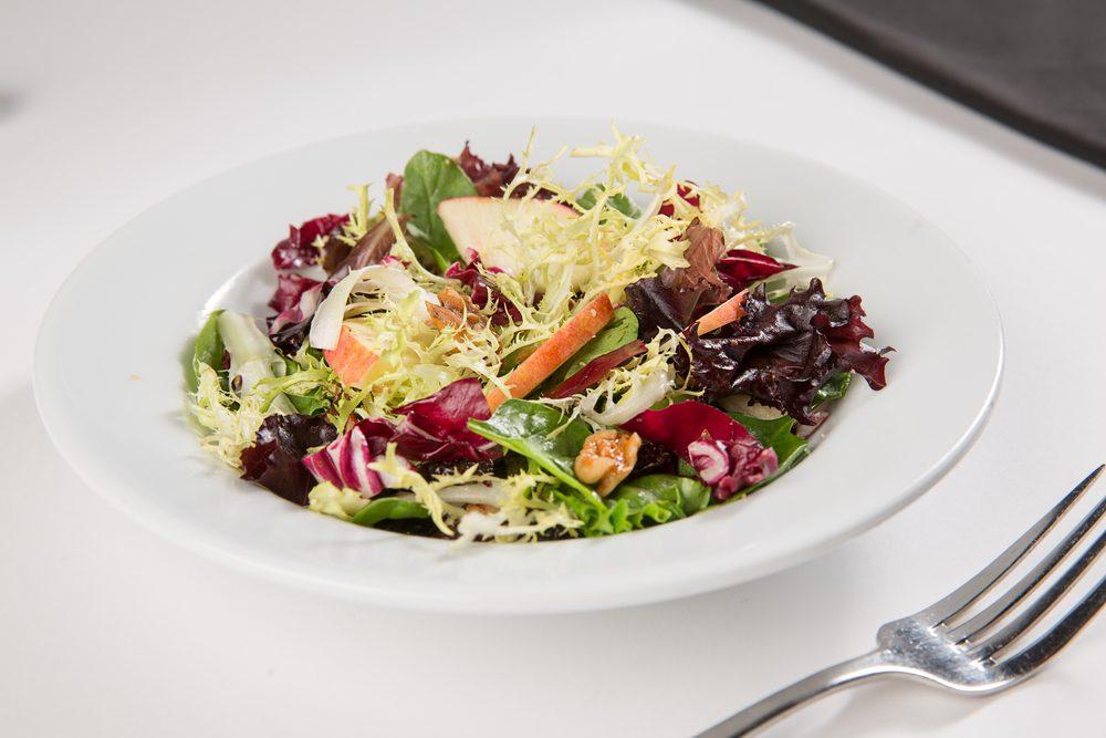 Honey Apple Crisp Salad