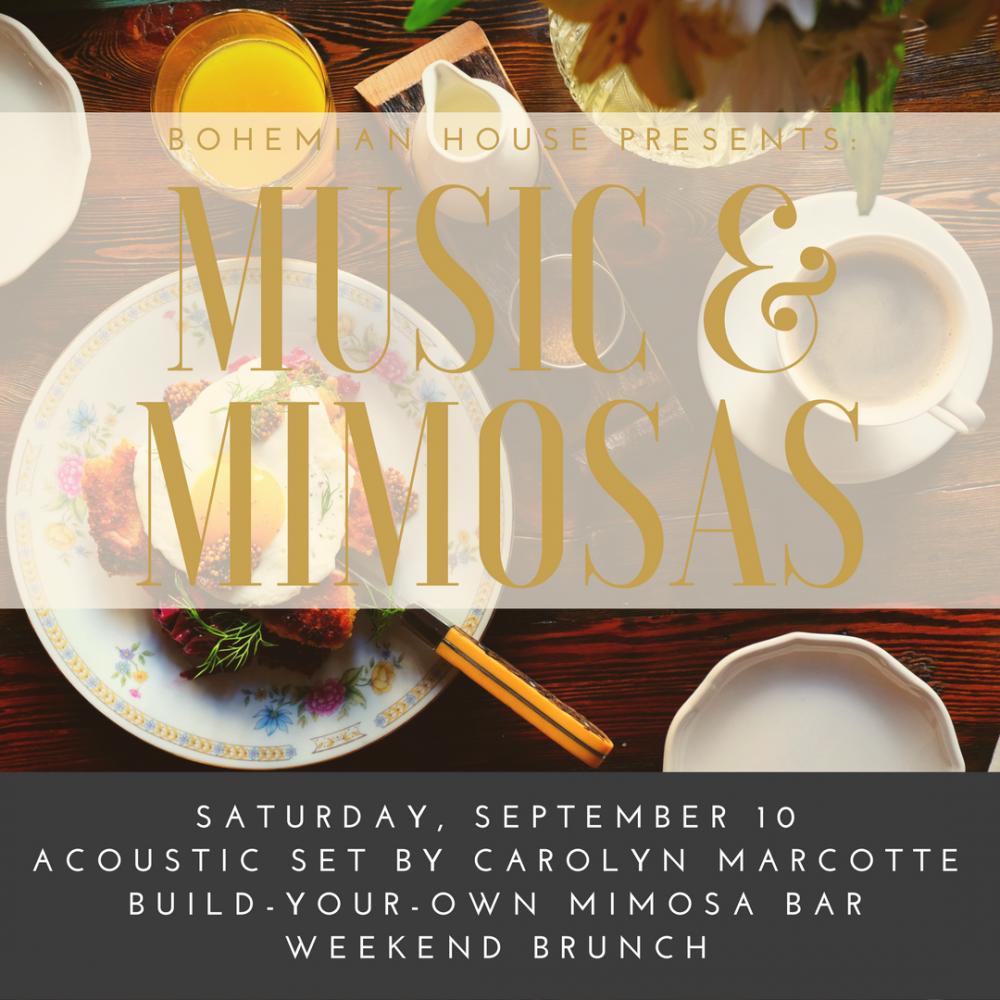 Music Mimosas Bo Ho 1