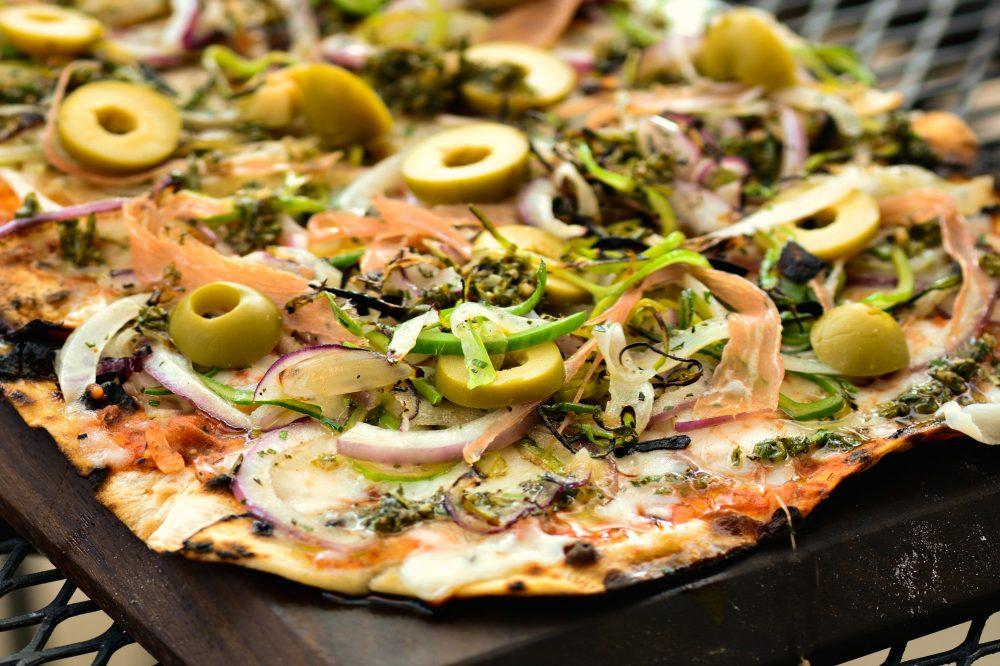 Artango's Pizza a la Parrilla
