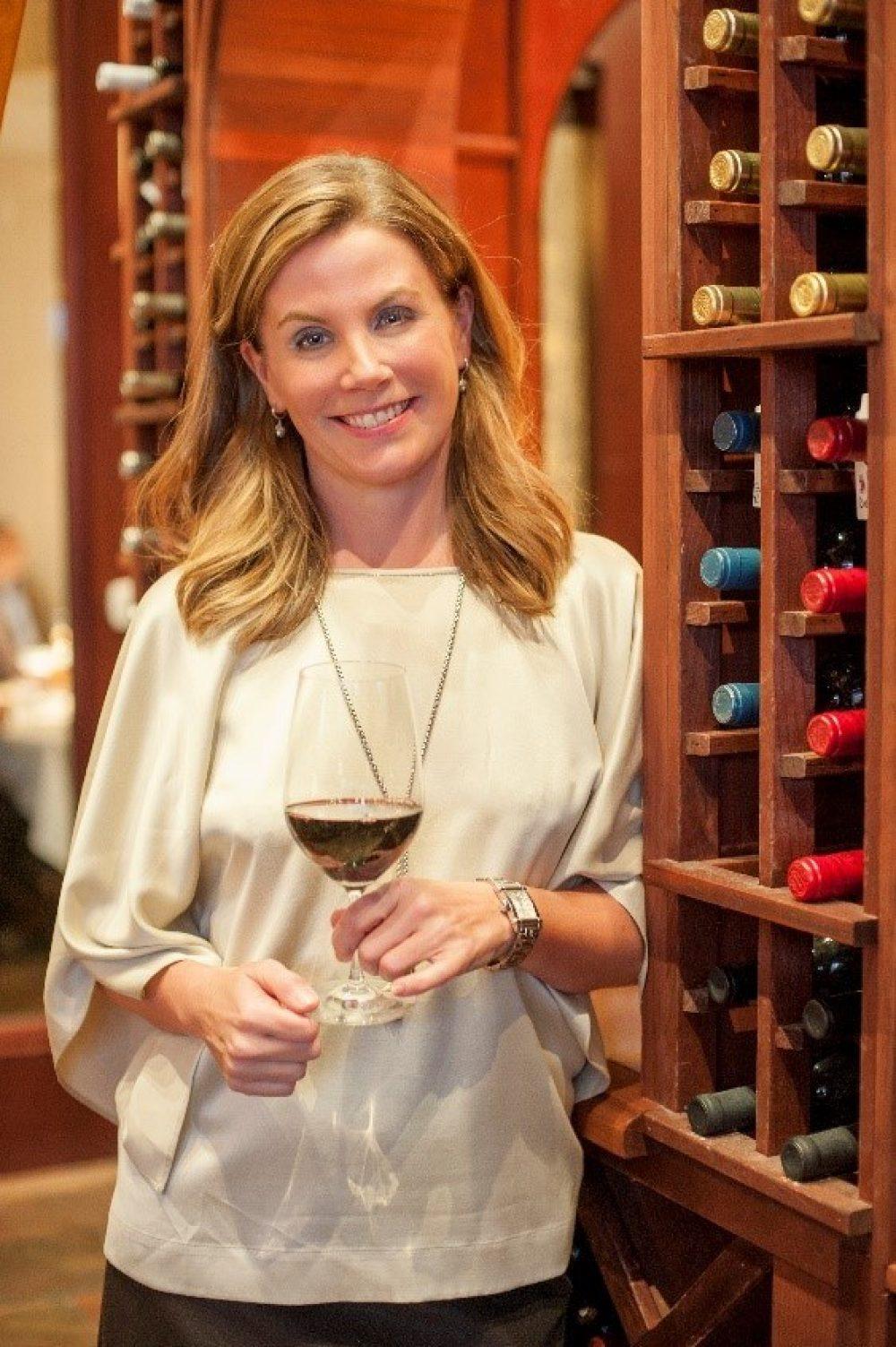 Perry's Corporate Sommelier and Beverage Director Susi Zivanovic