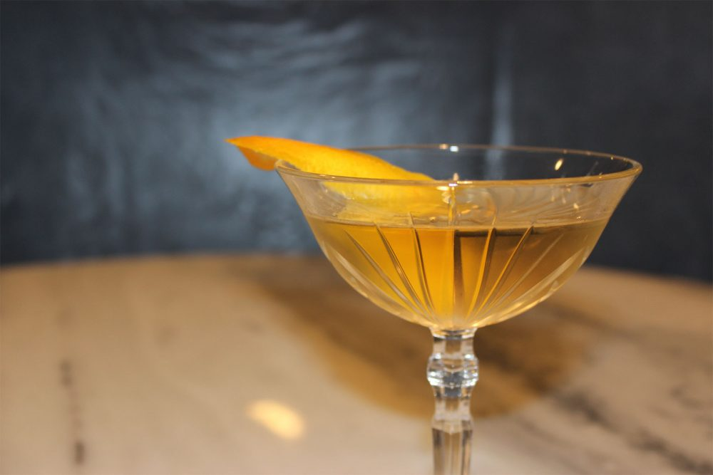 Porter Opening 0001 Porter  Perfect Martini
