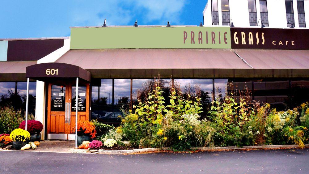 Prairie Grass Cafe in Bloom