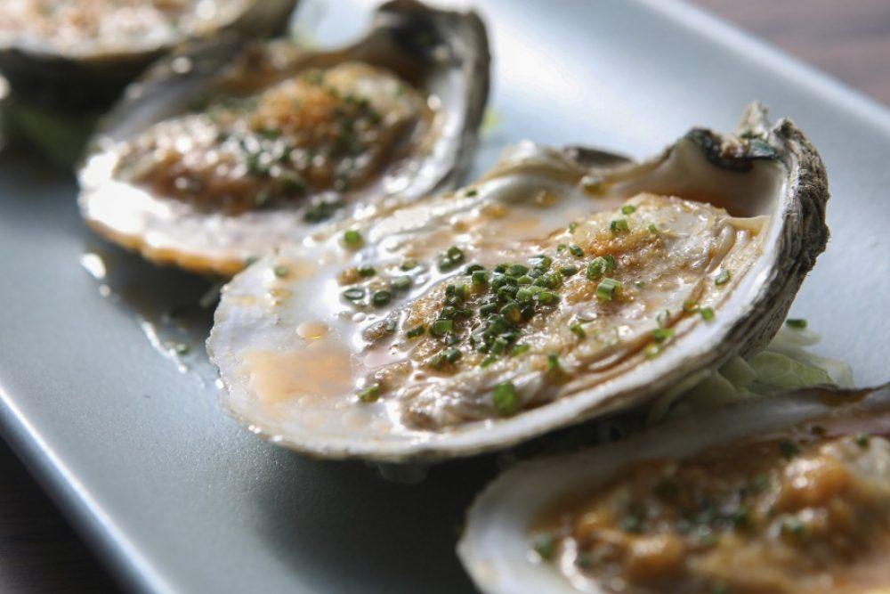 Proxi Coal Roasted Oysters