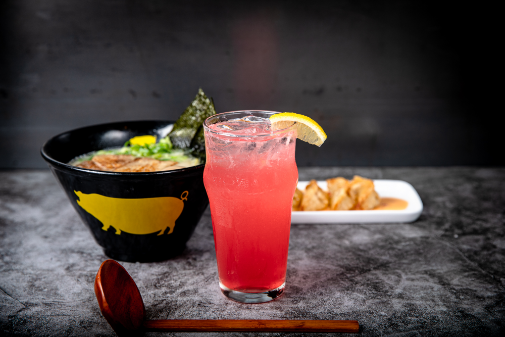 Sakura Sparkling Lemonade 3 1