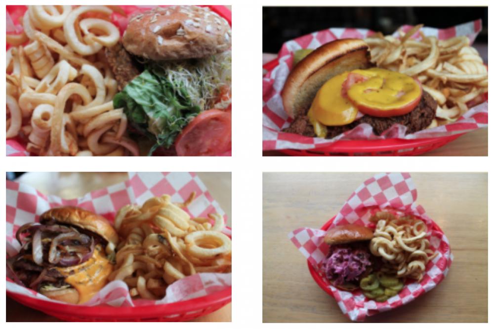 Parts and Labor Burgers