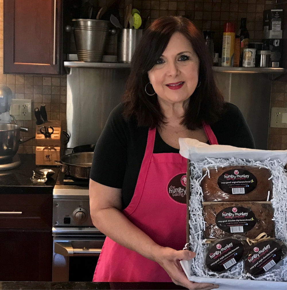 Hungry Monkey Baking Company chef/owner Cindy Kienzle