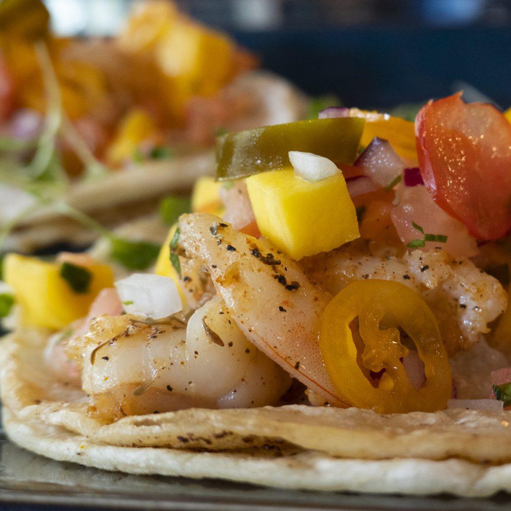 Taco Tuesdays at Red Fish Bleu Fish / Porkchop