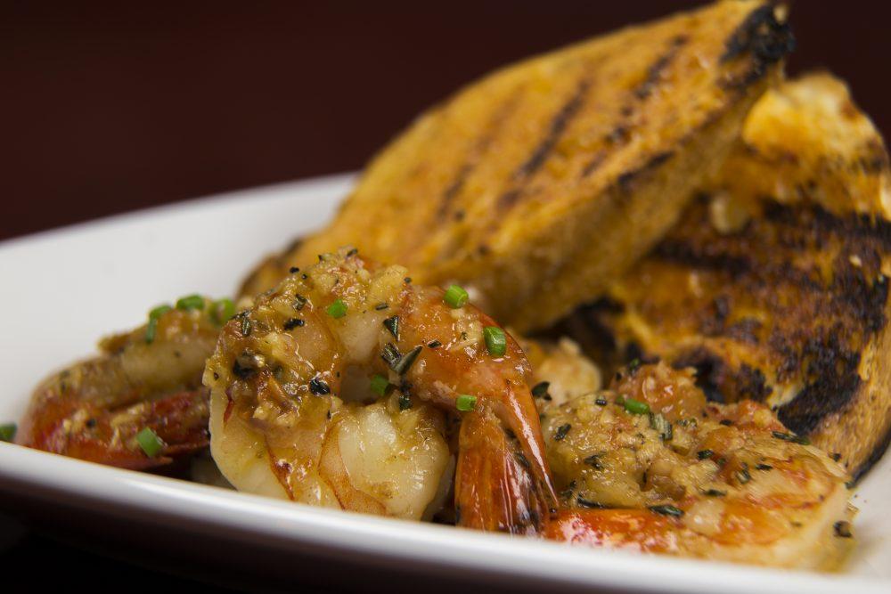 Shrimp Mosca 9