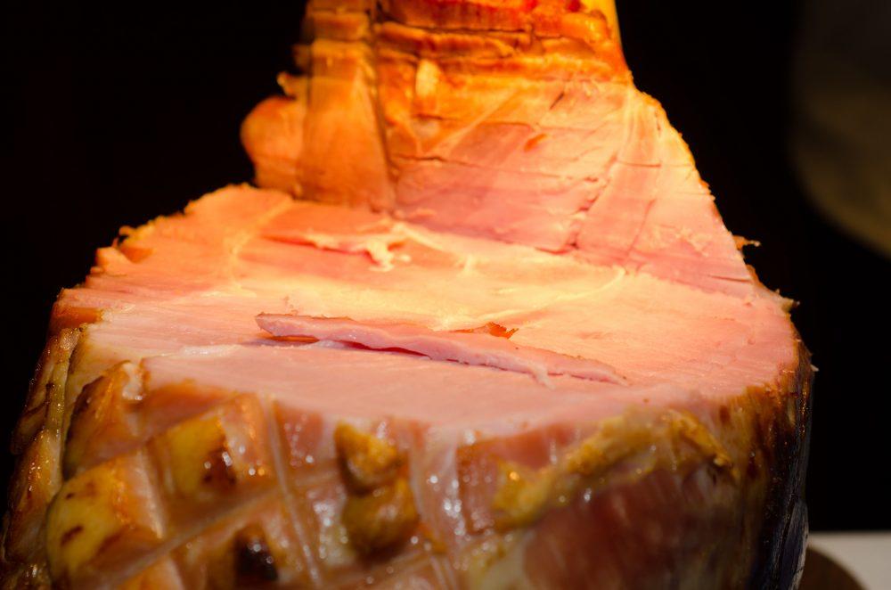 Baked Ham at Prairie Grass Cafe