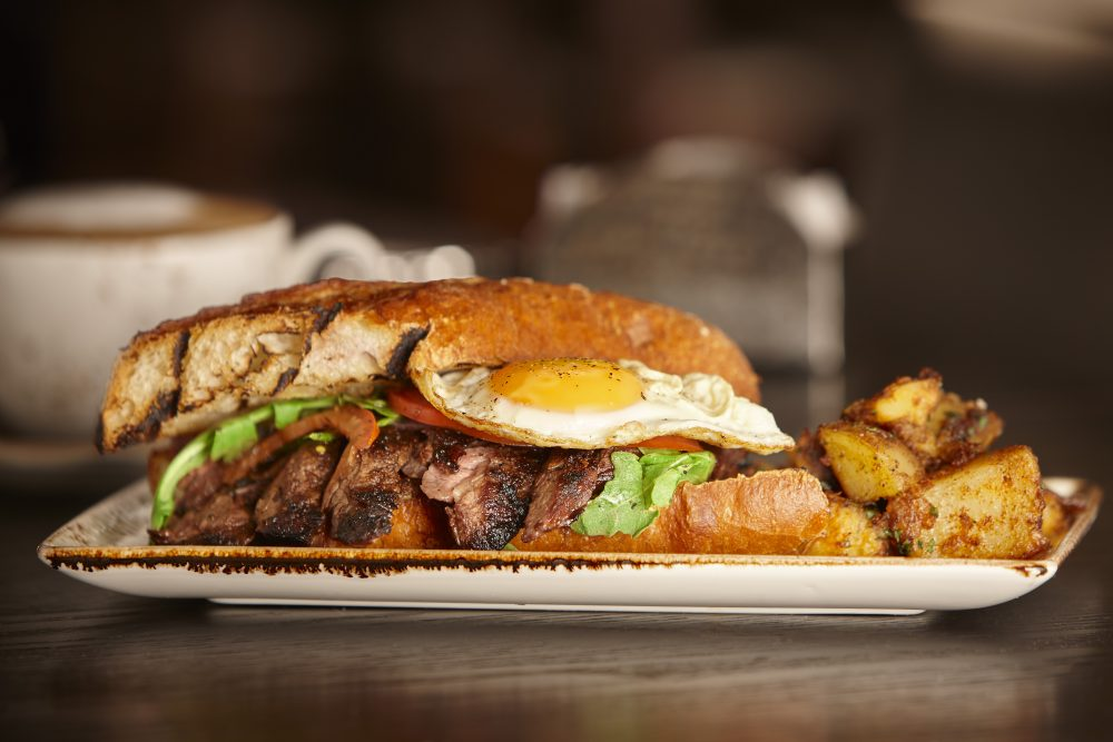 Steak Sandwich Artango