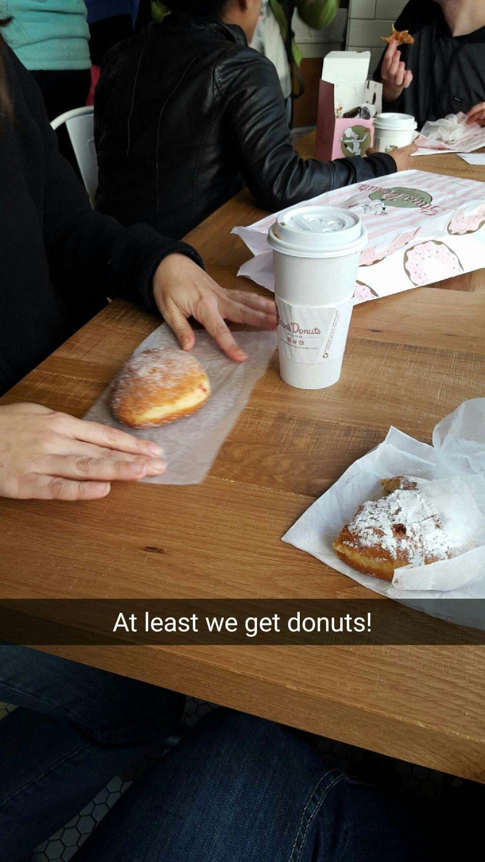Stan's Donuts - Lauren Knight