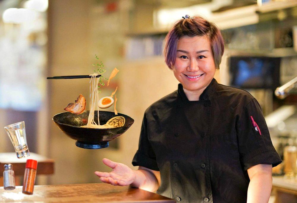 Strings Ramen Executive Chef Katie Dong