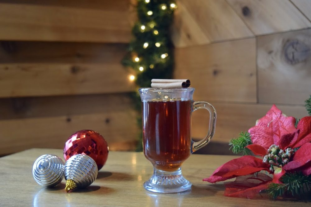 Tavern on Little Fort's Hot Toddy