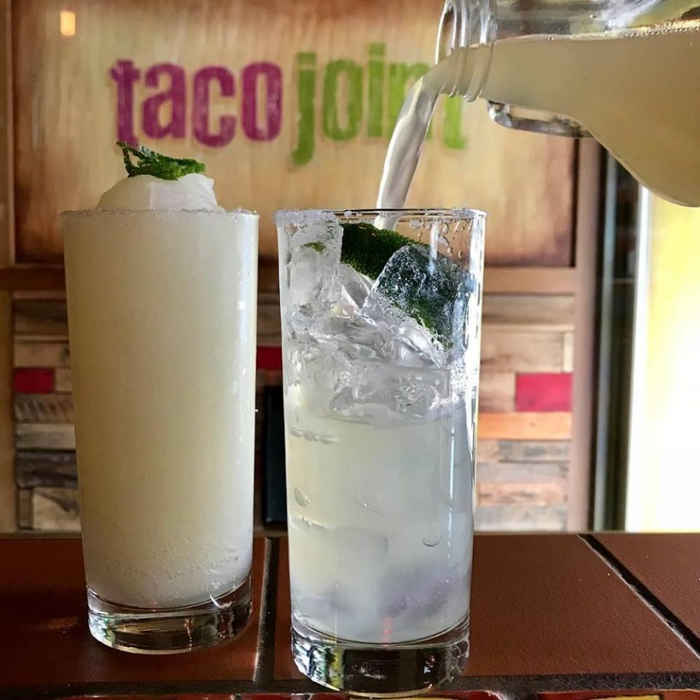 Taco Joint Bottled Margaritas