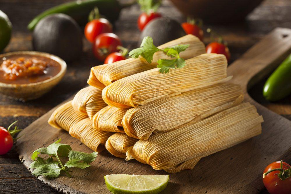 Tamales Cantina Laredo