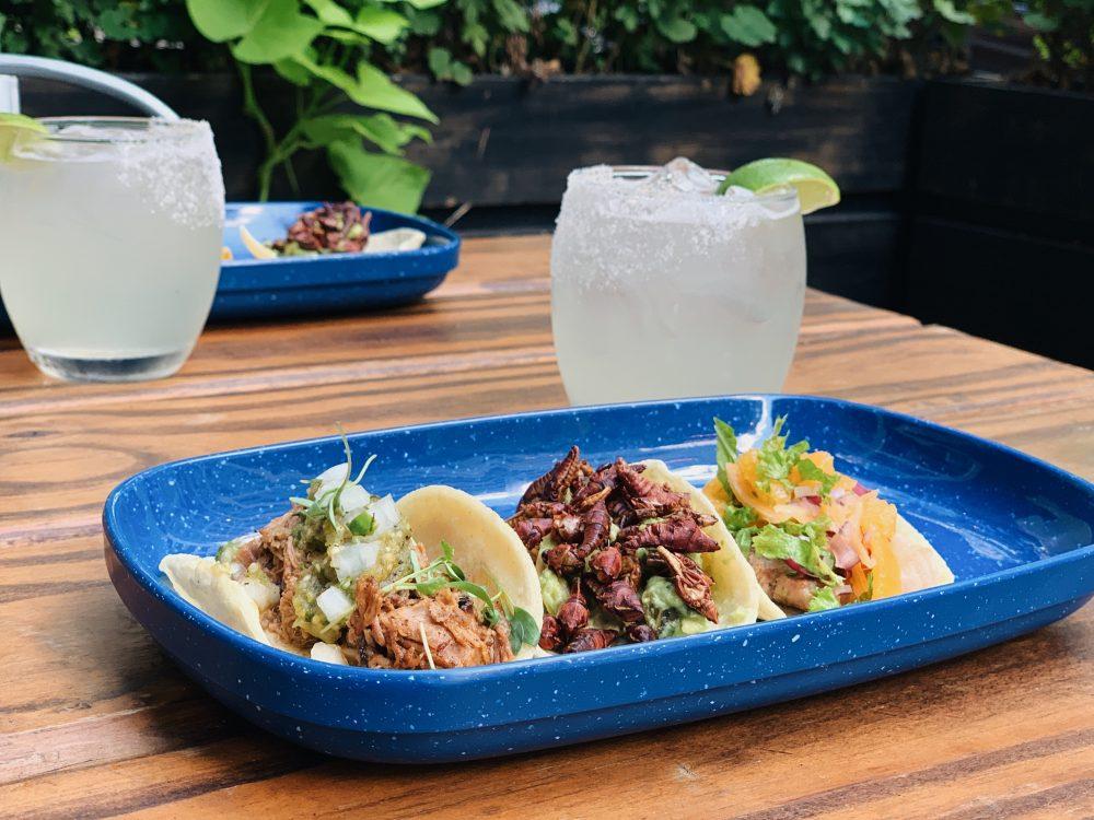 Three Tacos National Taco Day