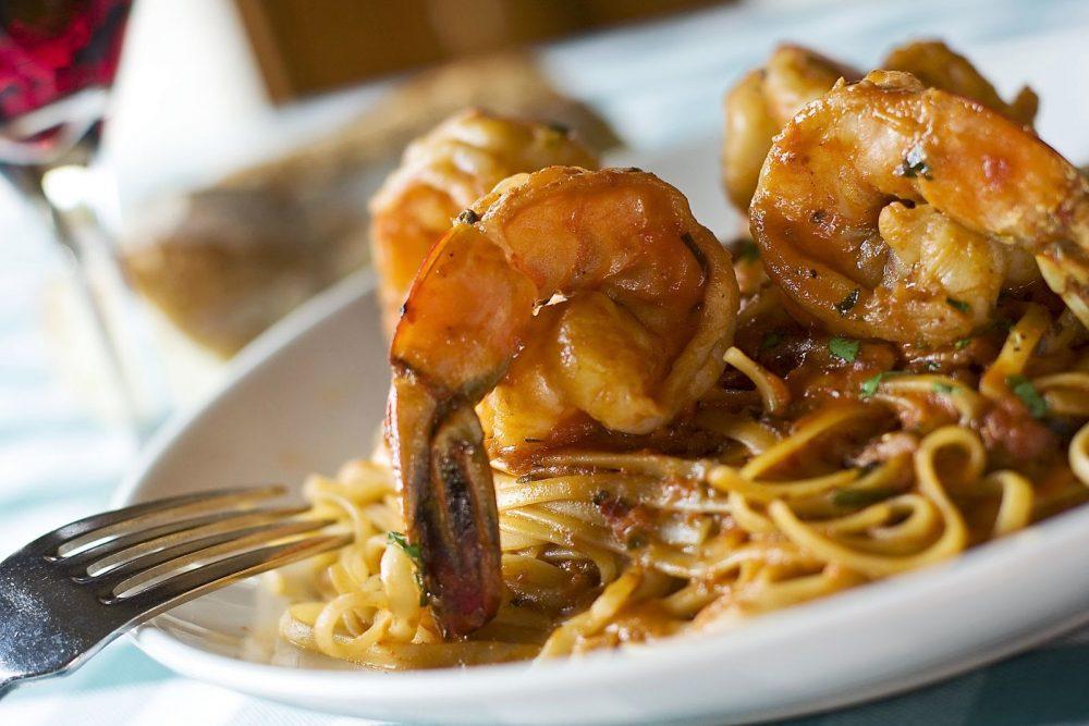 pasta, shrimp, easter, tuscany, oak brook, italian, brunch, buffet