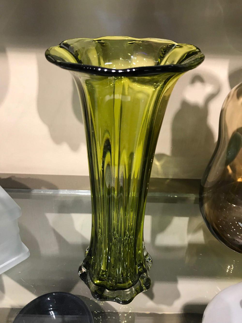 Vase By Dan Sviland