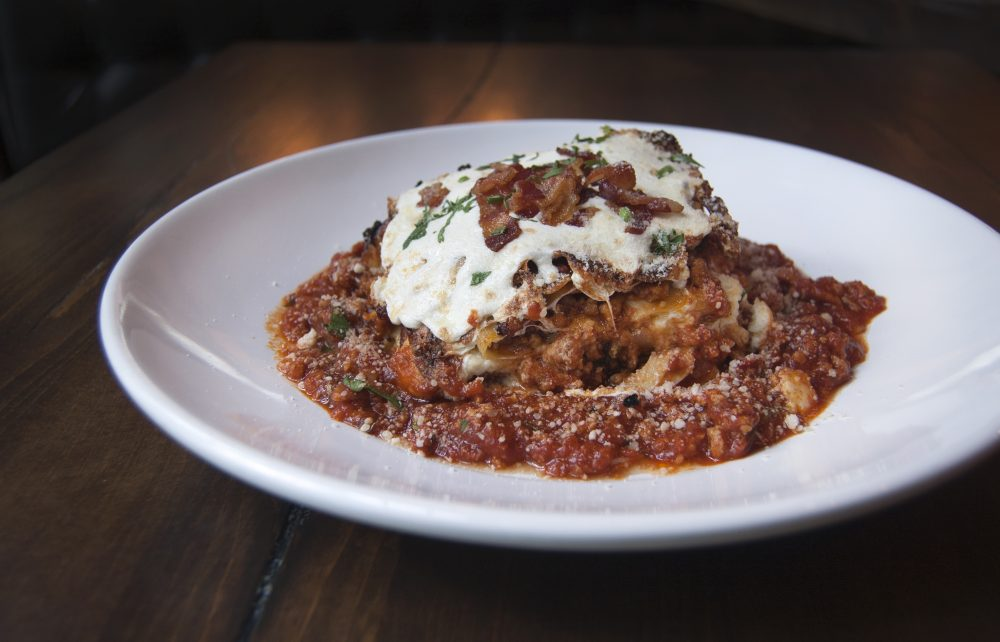 Veal Lasagna Tesori