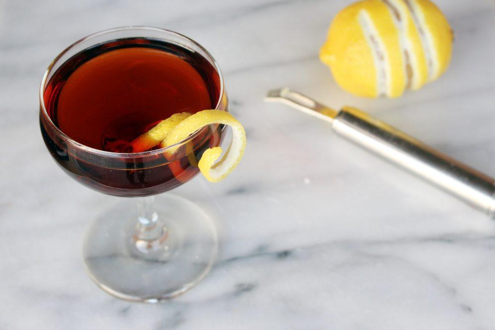 Violet Hour Cocktail Chloe List