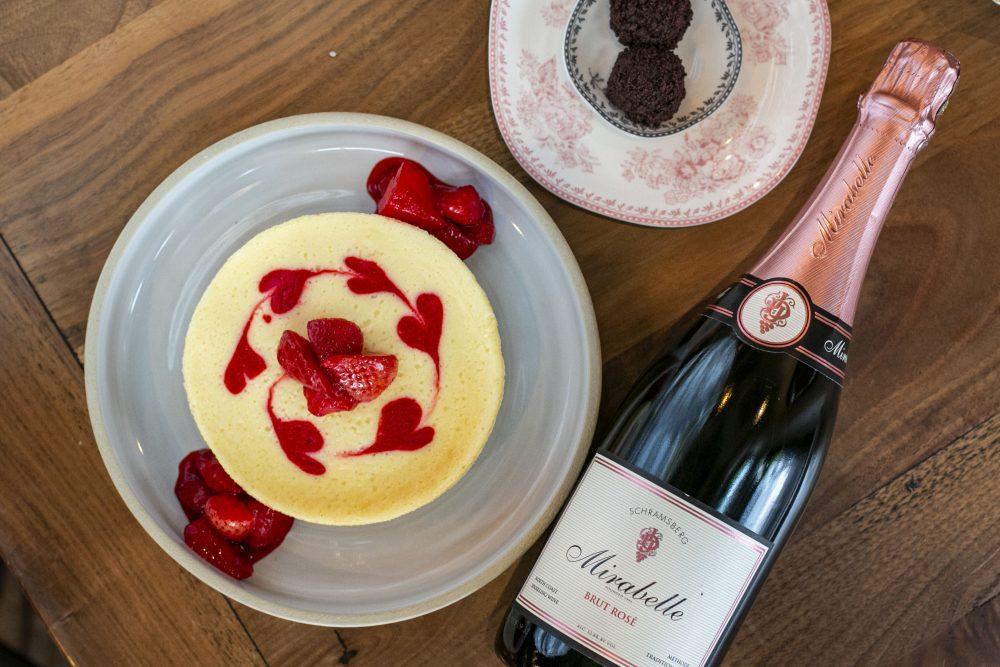 Virtue V Day Dessert Sparkling 7005