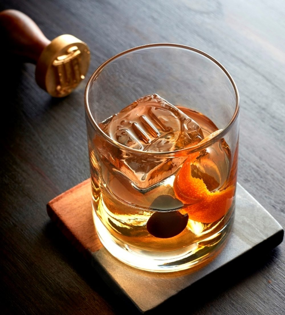 Woodford Old Fashioned Cropped