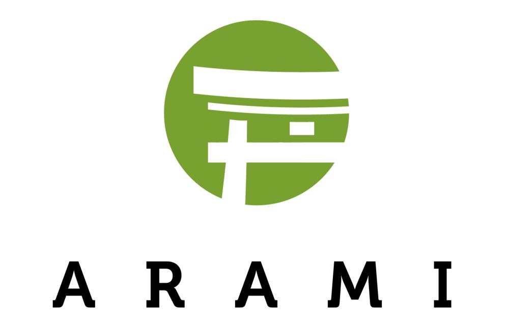 arami LOGO-NAME-TRANSPARENT