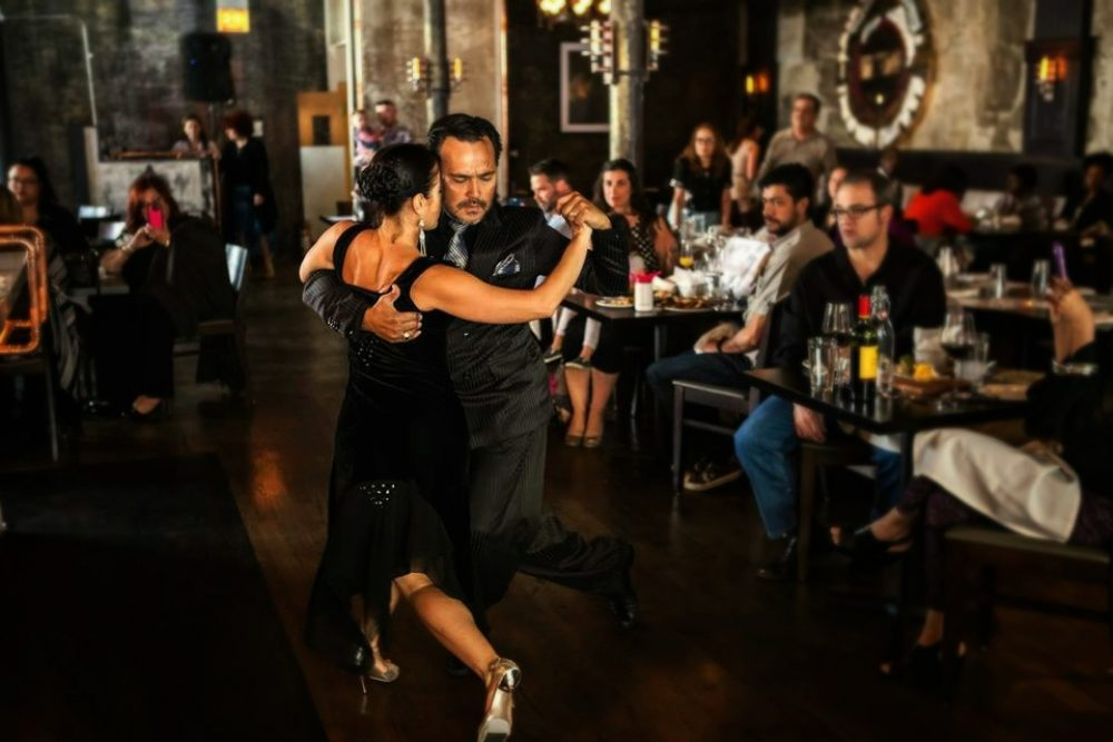 Tango Lessons Artango Bar & Steakhouse