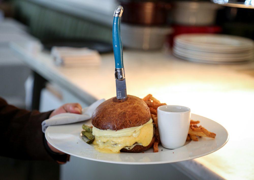 Blanchard Burger