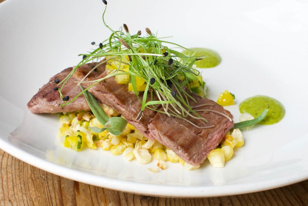 Bristol Sweet Corn 0001 Bsides Corn Veal Steak 1