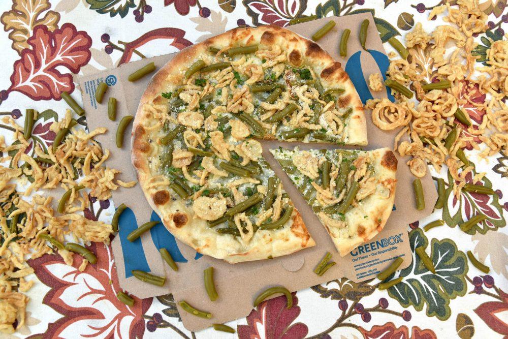 Dimos Thanksgiving 2020 0000 Green Bean Casserole Pizza
