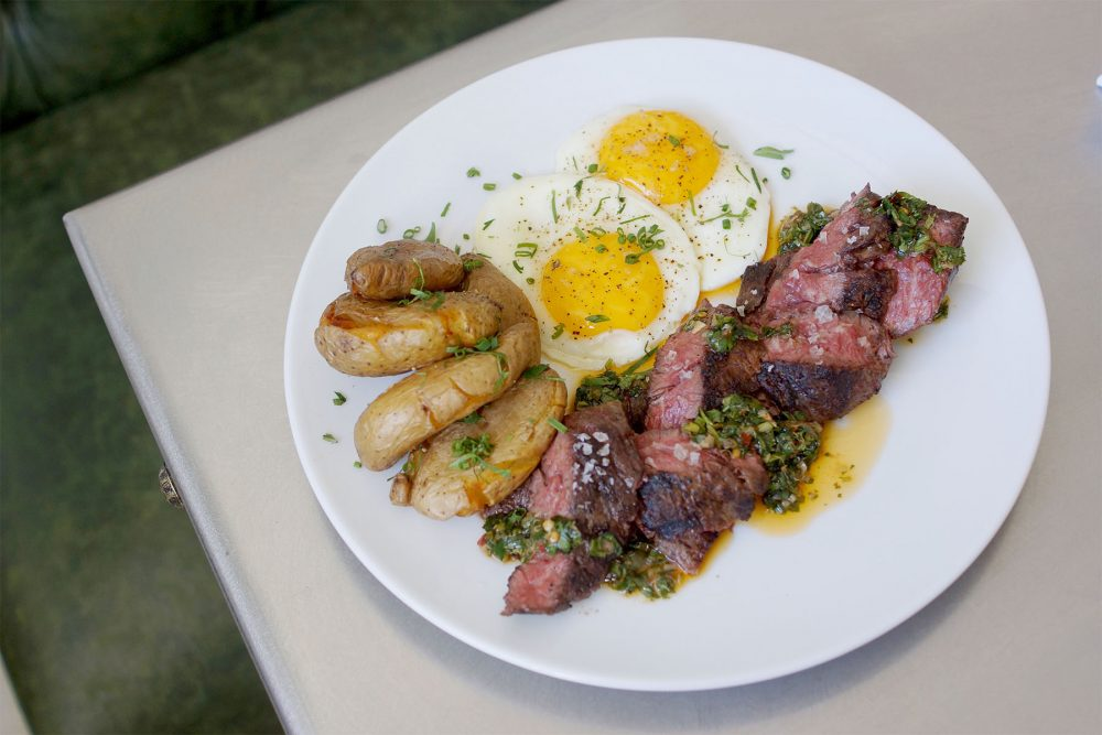Eden Brunch 0000 Grilled Skirt Steak Eggs Credit Eden