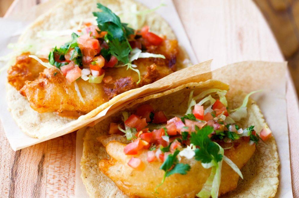 Fish Taco Tallboy