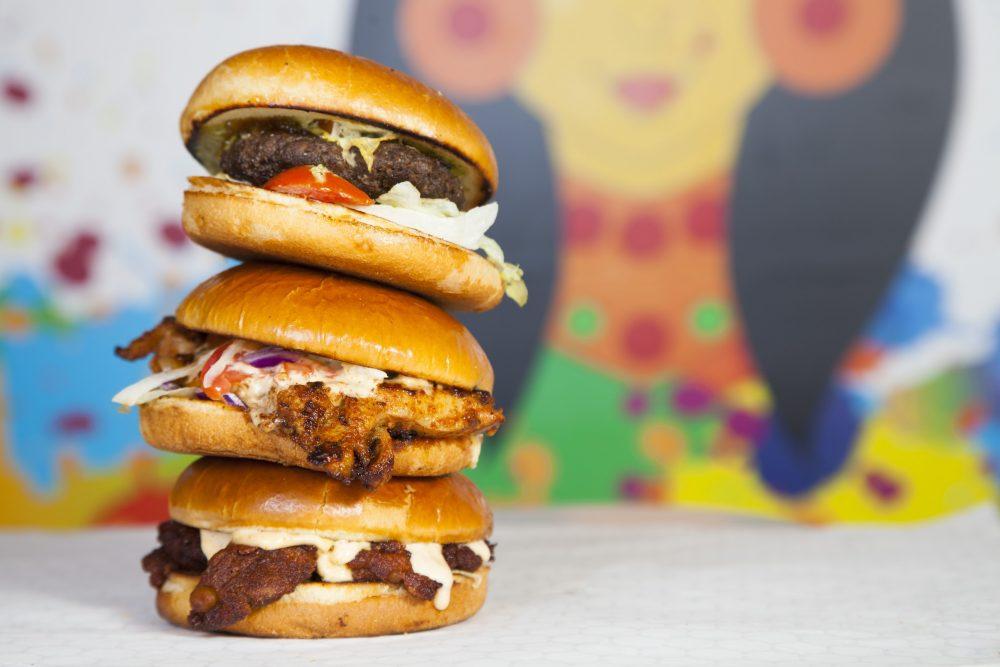 Sandwich Offerings at Hakka Bakka in Lincoln Park