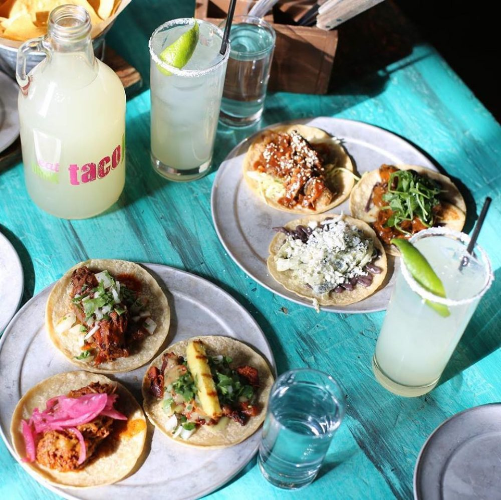 Margs And Tacos Taco Joint