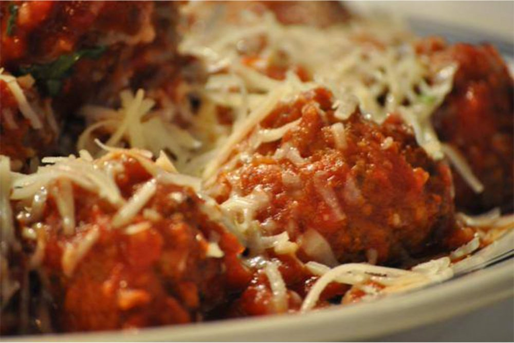 Get your meatball on!