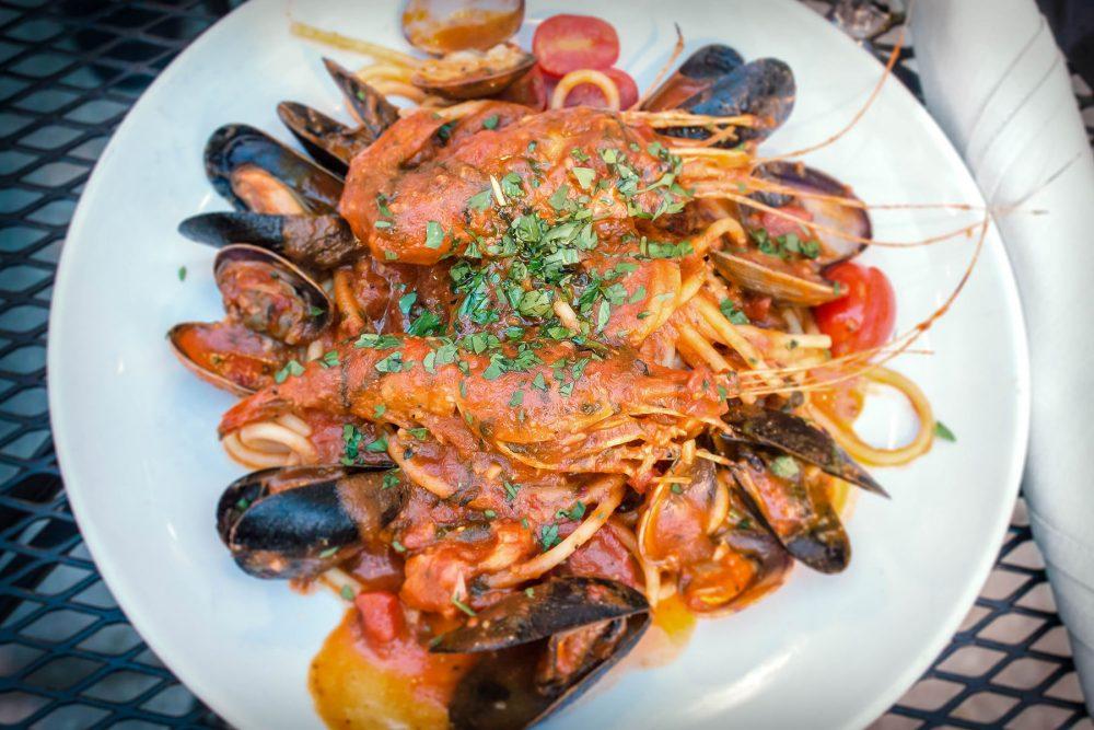 Nando Tasting 0000 Spaghettoni Di Mare Nm