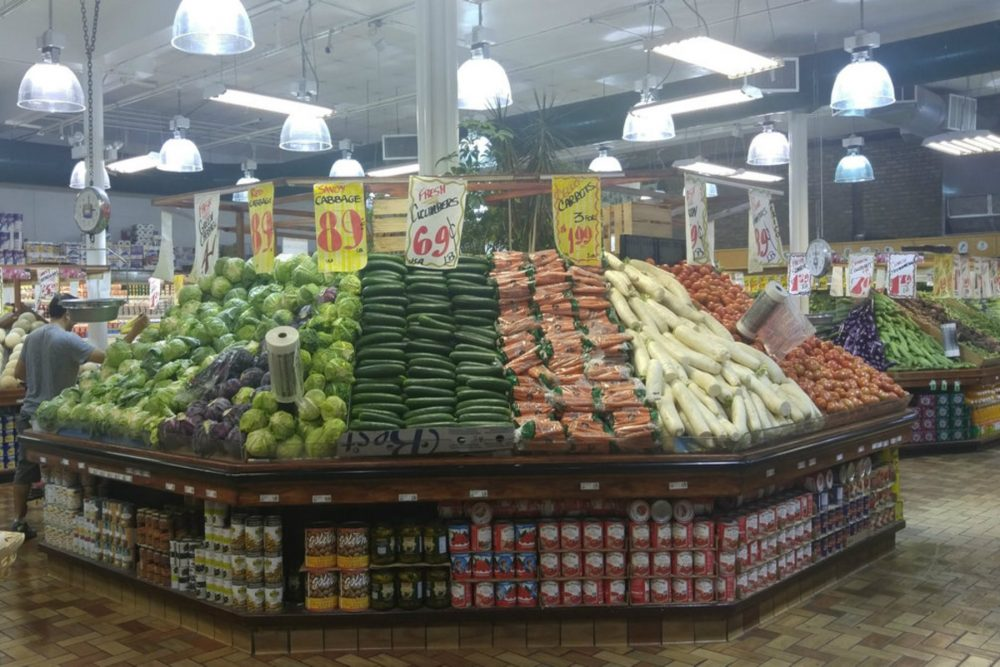 Fresh Farms' Grocery