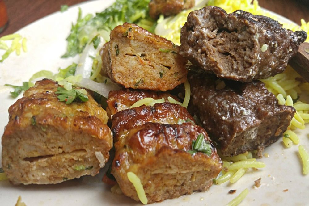Kabab Close Up