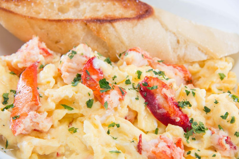 lobster scrambled eggs watch chef john make scrumptious scrambled eggs ...
