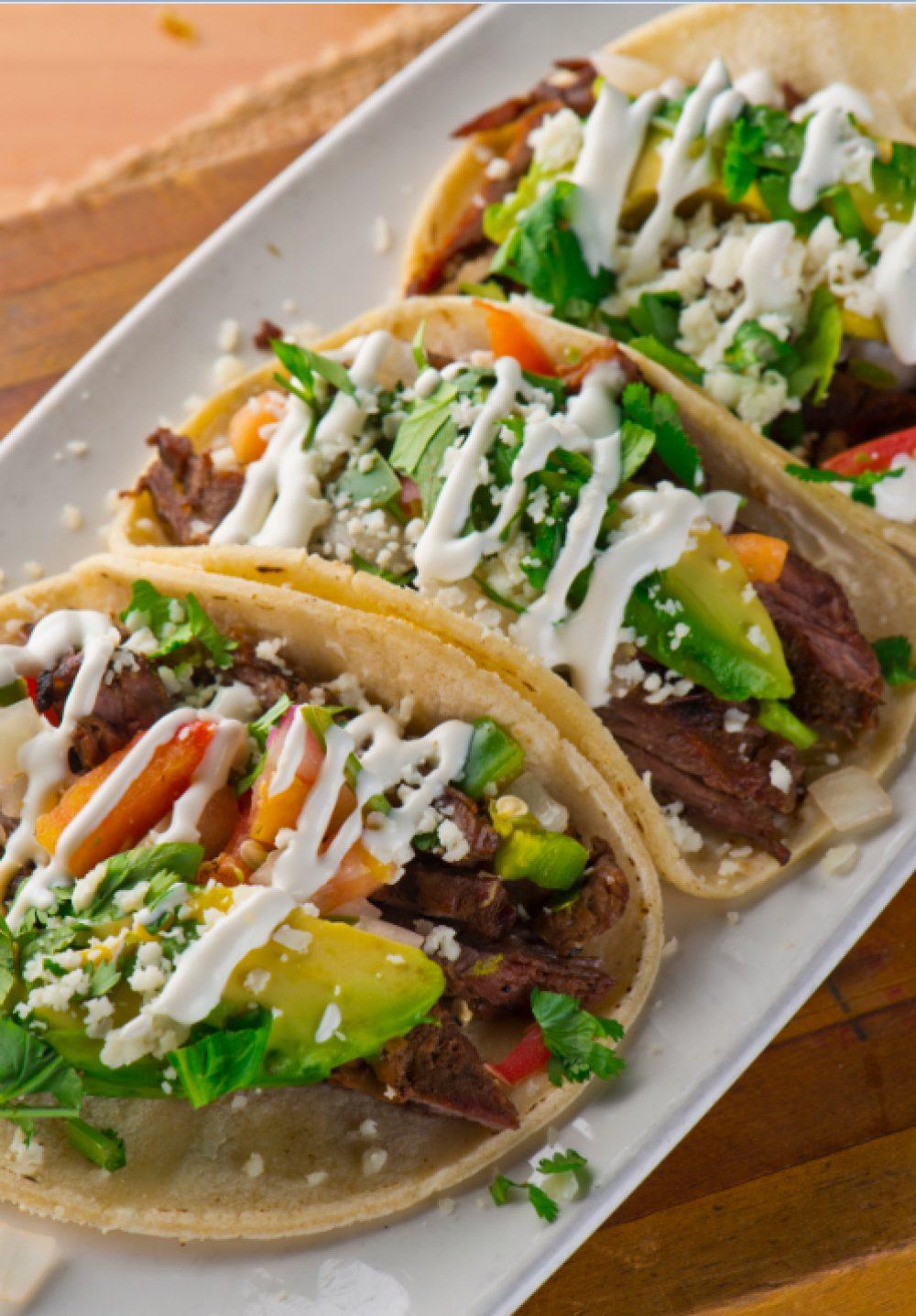 Tacos De Fajita Cantina Laredo