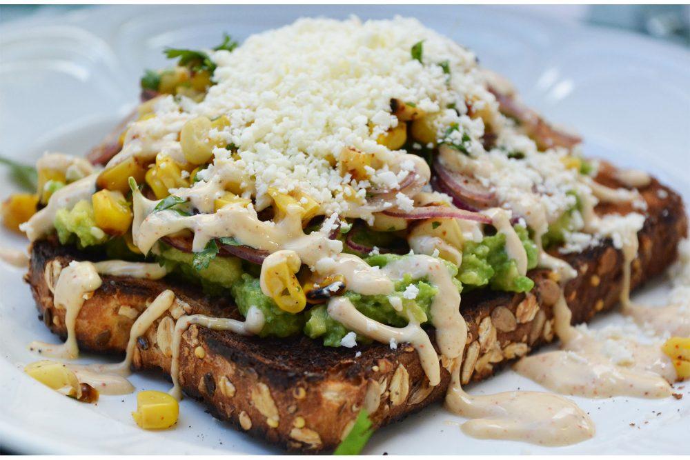 Tortoise New 0001 Elote Avocado Toast Dinner Only